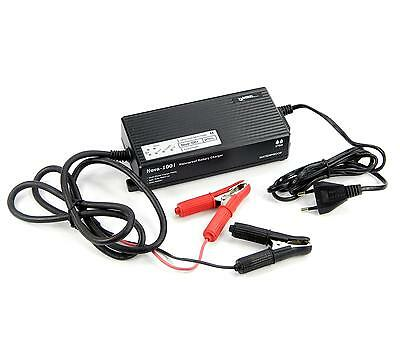 LITEBLOX Charger incl. power supply and Connection terminals, LiFePO4 LB100ls