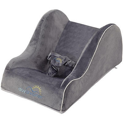 Dex Baby Day Dreamer Baby Sleeper - Dark Gray