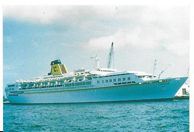 MV Costa  Riviera at Fort Everglade