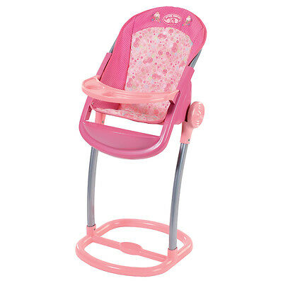 Baby Annabell High Chair NEW