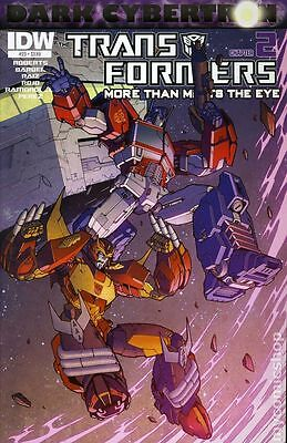 Transformers More than Meets the Eye (2012 IDW) #23 VF