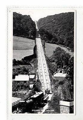 Somerset. West Somerset Mineral Railway. Brendon Hill Incline. Plain Backed.