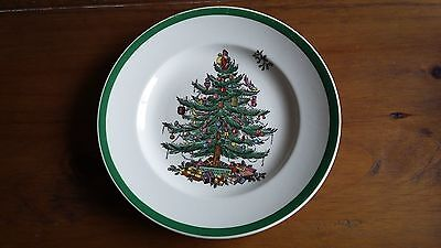 Spode Christmas Tree Side Plate 7.5""