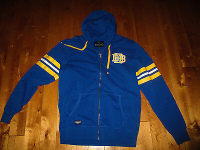 BUFFALO DAVID BITTON Men's Large  XL  HOODIE Zippered TRACK suit Sweater JACKET