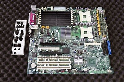 SuperMicro X6DAE-G2 Motherboard Socket 604 System Board