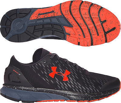 Under Armour Charged Bandit 2 Night Mens Running Shoes - Black