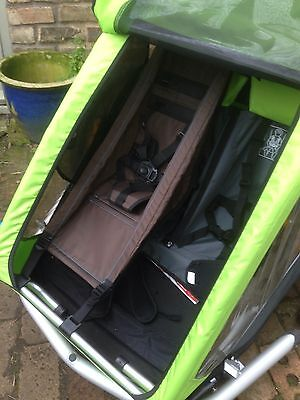 Croozer Trailers Integral Baby Sling 2016 Fits 2010 As Well