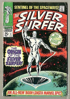 Silver Surfer (1968 1st Series) #1 GD/VG 3.0