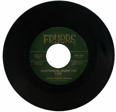 "Little Johnny Taylor  ""somewhere Down The Line""   R&b Classic    Listen!"