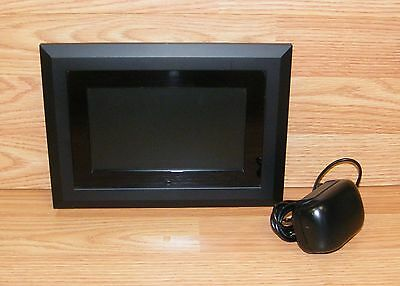 *For Parts* Kodak EasyShare (SV710) Digital Picture Frame & Power Supply *READ