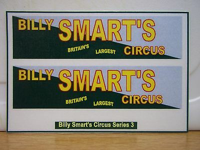Billy Smart's Circus S 5