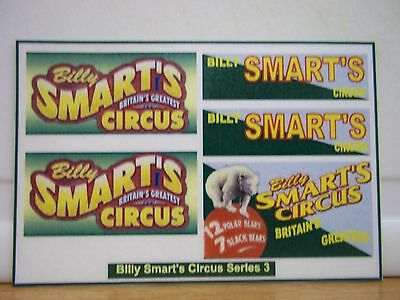 Billy Smart's Circus S 6