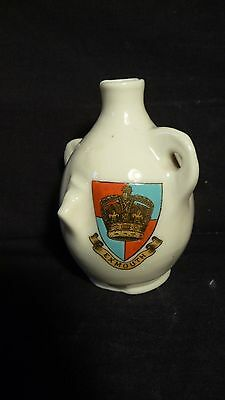Goss China Tintern Bottle - Exmouth