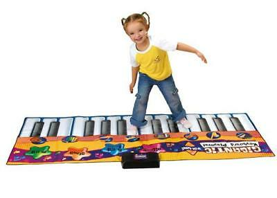 Gigantic Piano Keyboard Playmat Games Party Dance Fun Mat Must Have Xmas Toy