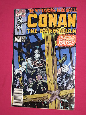 Conan The Barbarian #236 Marvel Comics 1990 Jorma, Mike Mignola, Michael Higgins