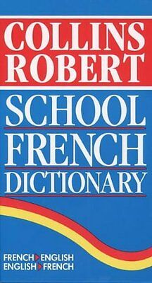 (Good)-Collins-Robert School French/English Dictionary (Hardcover)-Unnamed-00043