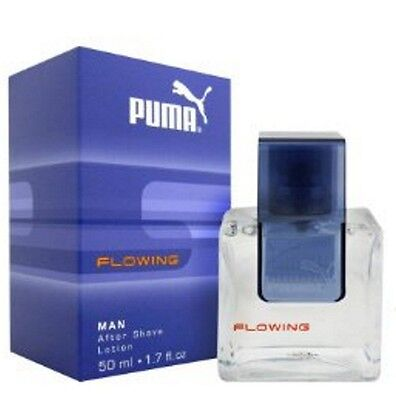 PUMA FLOWING FOR MAN - After Shave Lotion 50 mL - Hombre / Men / Uomo / Homme
