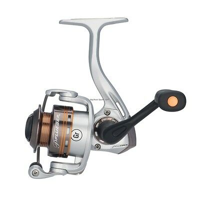 NEW Pflueger Monarch Ice Fishing Spinning Reel 5 SS BB 110/6Lbs MONICEB