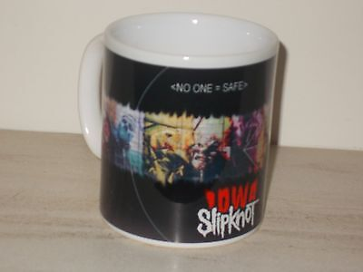 Slipknot mug Iowa   NO ONE=SAFE
