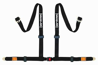 Harness - 4 Point - Black SECURON 629BLACK
