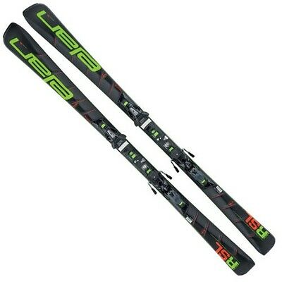 Elan SL Fusion Ski incl. ELX 11.0 Binding set Race Downhill Rockerski