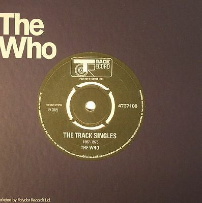 "THE WHO TRACK SINGLES 1967-1973 VOLUME 3 15x7"" LIMITED BOX SET SEALED 4737108"
