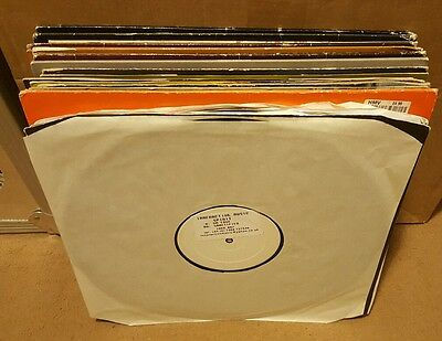 """Collection Of Drum & Bass 12"""" Vinyl/records - Lot 1"""