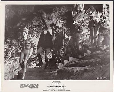 Neil Connery Daniela Bianchi Operation Kid Brother 1967 movie photo 28687