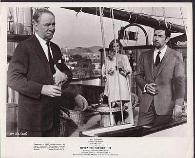 Neil Connery Daniela Bianchi Operation Kid Brother 1967 movie photo 28684