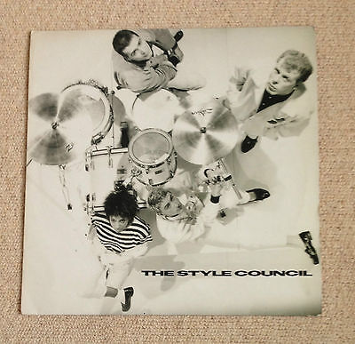 """The Style Council - It Didn't Matter, 12"""" Vinyl, Polydor, Tscx 12 (1987)"""