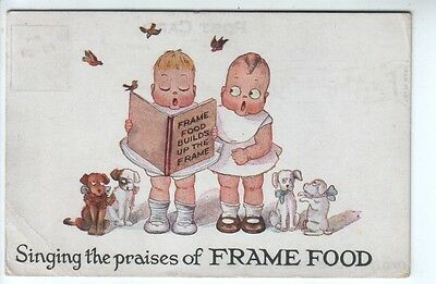 Frame Baby Food - Children Singing