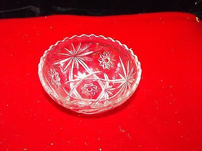Vintage EAPC Early American Prescut Lazy Susan Center Replacement Bowl