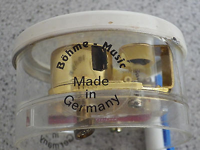 Bohme Music box movement Made in Germany