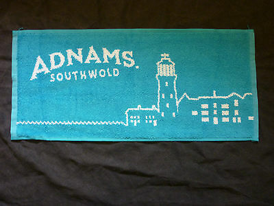 New Adnams Brewery Real Ales Beer Bar Towel / Runner Home Bar Mancave Rare