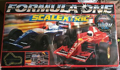 Vintage Scalextric Formula One 1990's