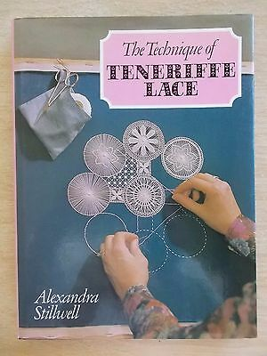 The Technique of Teneriffe Lace~Alexandra Stillwell~Pinwheel Lacemaking~HBWC