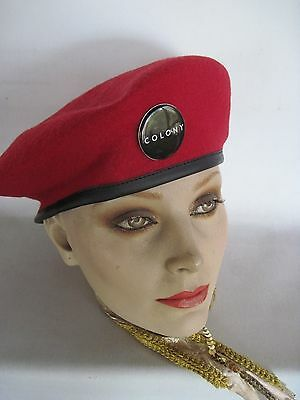 COLONY Science Fiction TV Show Beret from Show!  Brand New!