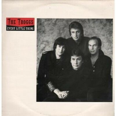 """TROGGS Every Little Thing 12"""" VINYL UK Ten 1984 3 Track Extended Mix"""