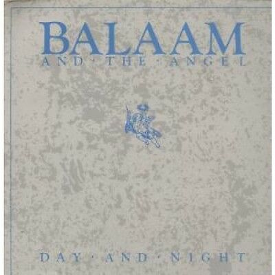 """BALAAM AND THE ANGEL Day And Night 12"""" VINYL UK Chapter 22 4 Track"""