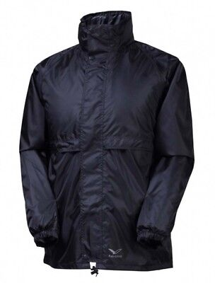 Rainbird Kids Stowaway Rain Jacket - Navy
