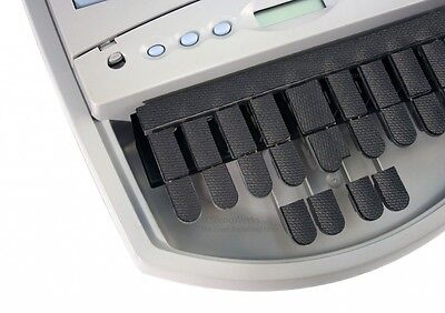 Steno Writer Textured Rubber Keytop Covers Free Us Shipping