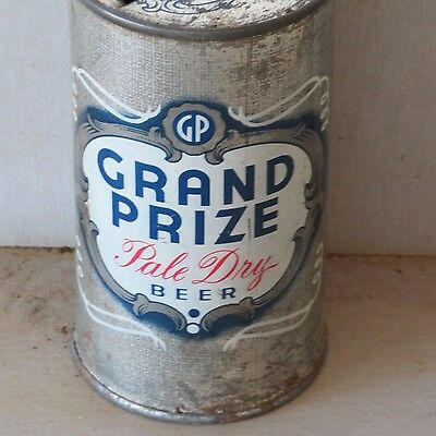Grand  Prize  Pale   Lager   Nice  Texas   Flat Top