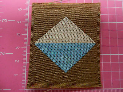 WW 1 28th Battalion A.I.F. colour patch, ORIGINAL