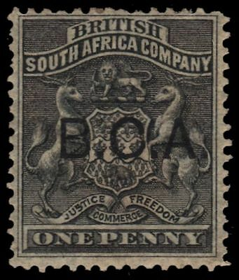 BR CENTRAL AFRICA 1 (SG1) - Coat of Arms (pa68467)