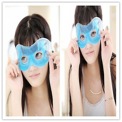 Ice Pack Goggle Gel Eye Relaxing Mask Shade Cover Eye Protection Relieve S~