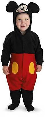 Licensed Disney Mickey Mouse Clubhouse Mickey Classic Toddler Boys Costume