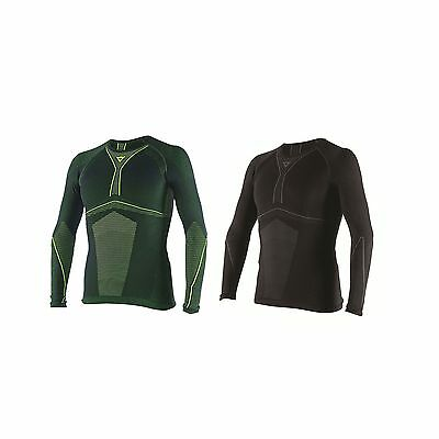Dainese Motorcycle/Bike D-Core Dry LS Base Layer Under Tee/Top