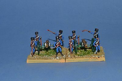 15mm Napoleonic painted French Gd Horse Artillery  Fr027-2