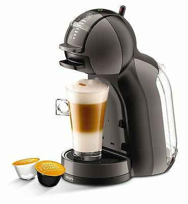Dolce Gusto Mini Krups Black Anthracite Neuve Yy1500Fd Cafetiere Expresso