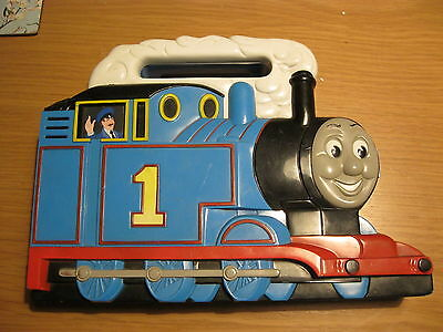 Thomas The Tank Engine And Friends Take Along N Play Carry Case, AND TRAINS